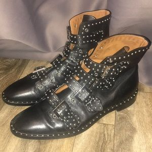 Givenchy BLACK BOOTS FOR MEN